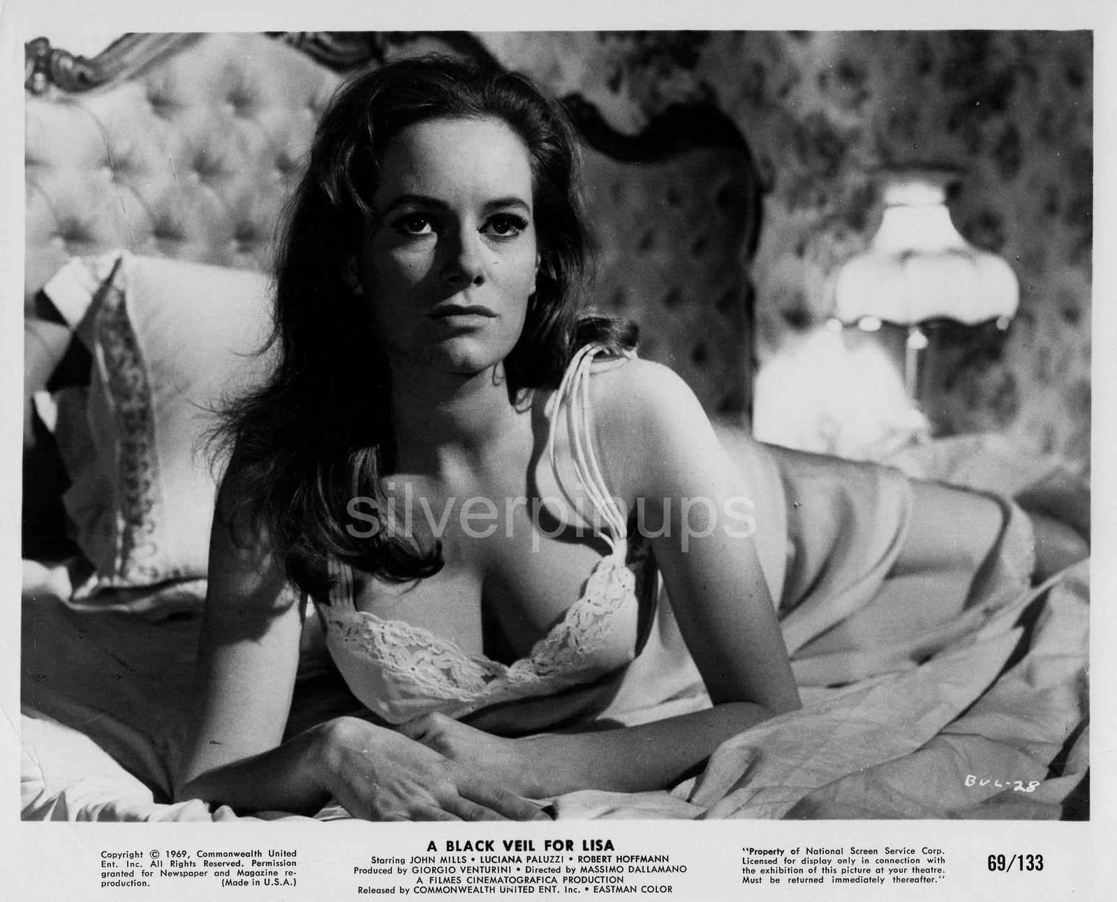 Luciana Paluzzi Nude Photos 93