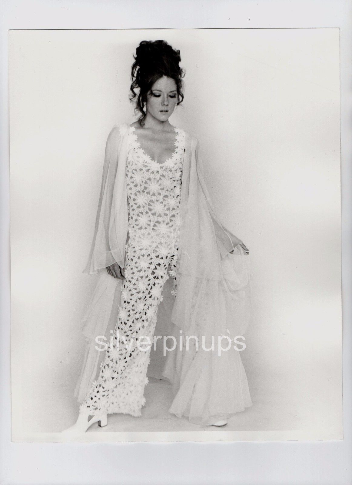 orig 1969 james bond diana rigg costume test wedding dress o h m s s silverpinups orig 1969 james bond diana rigg costume test wedding dress o h m s s